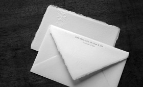 詩のある封筒|envelope with poetry〈Umberto Saba〉
