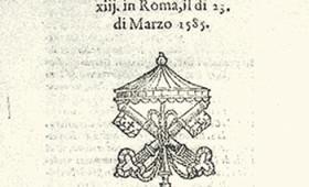 BREVE RILATIONE/日本使節グレゴリオ13世謁見の枢機卿会議記録